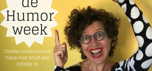 GRATIS: Dé Humorweek