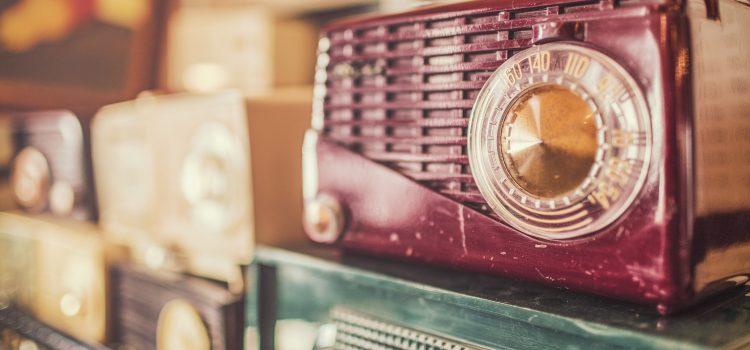 [artikel] Ik ben broeds. En op de radio.